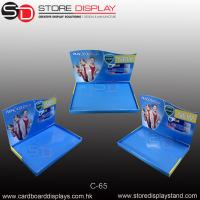 custom free tabletop display/counter display box Manufactures