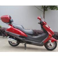Electric / Kick Start 150cc Motor Scooter With Front Panel / Rear Mirror Manufactures