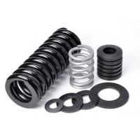 China plating Soft good performance  Industrial Compression Springs for Construction machinery on sale