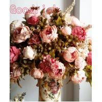 fall peony flowers decorative flower Manufactures