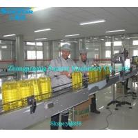 Automatic linear type vegetable oil filling machine for olive cooking sunflower oil in can Manufactures