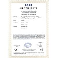HK Beshine Technology Company Limited Certifications