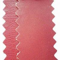 China 0.65mm Washed Leather in Various Colors, Special Lines and Soft Texture on sale