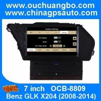 China High quality Car radio for Mercedes Benz GLK X204(2008-20114) with gps dvd/ipod/steering/sd/usb OCB-8809 on sale