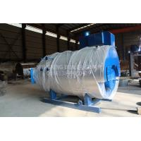Stainless Steel Gas Fired Steam Boiler Multiple Protection Industrial Natural Gas Boiler Manufactures