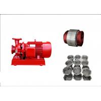 Explosion Proof Horizontal Single Stage Centrifugal Pump , Single Suction Pump Liquids Transfer Manufactures