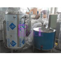 1 T/H Electric Heating UHT Sterilizer For Beverage Production Line Coil Type Manufactures