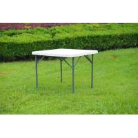 picnic white plastic folding table YZ-FZ88 Manufactures