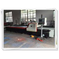 Servo Control CNC Gantry V Cutting Machine For SS Slot With Quality Warranty Manufactures