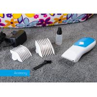 Powerful DC Motor Cordless Mini Pet Hair Clippers For Precise Cutting Manufactures