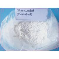 Buy High Quality Wholesale Anabolic Cutting Steroid Stanozolol Winstrol CAS 10418-03-8 Manufactures