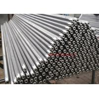 Rock Quarrying Integral Drill Steel Rod 22mm Shank With Chisel Bit Head Manufactures