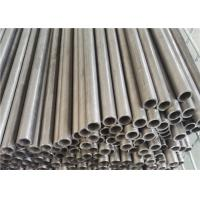 ERW Welded Hollow Steel Tube , Carbon Steel E235 1.5 Inch Steel Pipe Manufactures