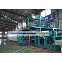 Waste Paper Egg Tray Manufacturing Machine Low Energy Consume Hongrun Manufactures