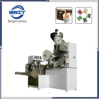 China DXDC8IV automatic filter paper Tea bag packaging machine for lipton tea on sale