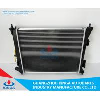 Quality Hard brazing aluminum radiator for Hyumdai VELOSTER 1.6' 11 , high performance for sale