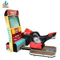 China 3D Automatic Motorcycle Racing Simulator Machine 42 Inch LCD Screen Easy Operate on sale