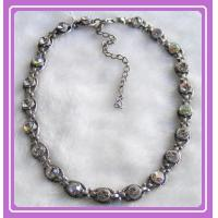 Crystal Beads Necklace (XL09110) Manufactures