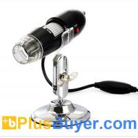 USB Digital Microscope (200x Zoom, 640x480, 4 LEDs) Manufactures