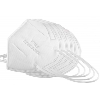 Non - Woven Respirator Earloop Individually Packed Kn95 Face Mask Manufactures