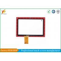 China Indoor Outdoor Advertising Touch Screen XP Win7,8 Android Linux Operation on sale