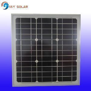 Quality 20W Monocrystalline Solar Panel for sale
