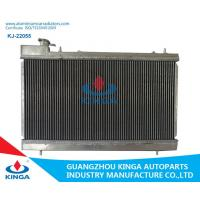 Quality Subaru Aluminium Car Radiators For Imperza'92-00 At With OEM 45199-Fa030 for sale