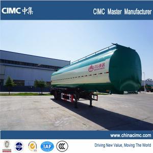 3 compartments tri axle 40cbm fuel tanker semi trailer Manufactures