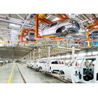 Vehicle Assembly Line Automotive Manufacturing Equipment Business Partners Manufactures