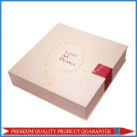 Matte Custom Color Print Cosmetics Paper Packaging Box for Gift Use Manufactures