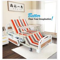 Hospital Used Electric Home Nursing Bed For Patient Care Nursing Bed Manufactures