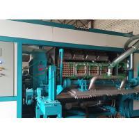 China Rotary Automatic Egg Tray Machine For Carton Production Industry 4000Pcs / H on sale