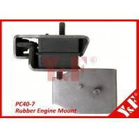 Shock Absorber Cushion Excavator Engine Mounts Construction Machinery Accessories Manufactures