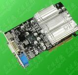 Quality doli minilab video card LUNIX 9600XT for sale