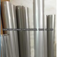 High Strength Extra Thickness Textile Machinery Spare Parts Wax Special Screen Rotary Nickel Screen Manufactures