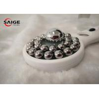 3/32'' 2.381mm diameter G10 micro steel ball din5401 chrome precision steel ball Manufactures