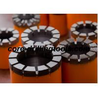 Exploration Mining Diamond Tip Core Drill Bits for Concrete 122 mm Manufactures