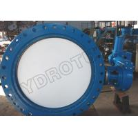 electric/Manual butterfly valve