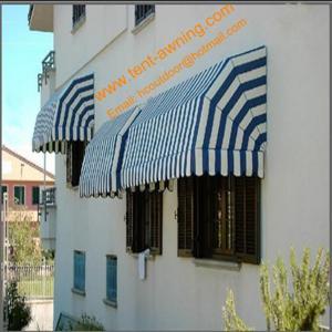 China Elegance Customized Sizes Aluminum Frame Window Canopy  French Style Window Awnings on sale