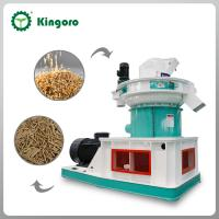 Buy cheap Ring Die Biomass Wood Pellet Mill from wholesalers