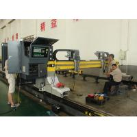 Automatic Hypertherm CNC Plasma Cutting Machine , Industrial CNC Plasma Cutter Manufactures