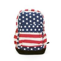 USA canvas backpack