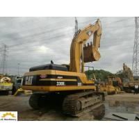 Japan Made Used Cat 330bl Excavators For Sale , Mining Use Cat 30 Ton Excavator Manufactures