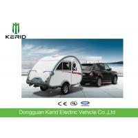 Luxurious Off Road Camper Trailers With Full Electric Accessories Australian Standards Manufactures