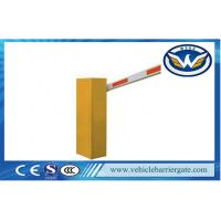 Smart Mannual Vehicle Boom Barrier Gate Automatic Temperature Manufactures