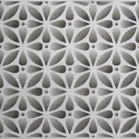 Clear Plastic Suspended Ceiling Tiles Moisture - Proof With Thickness 7mm Manufactures