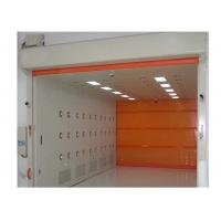3PH 380V Large Space Air Shower Tunnel With PVC Fast Rolling Door Manufactures