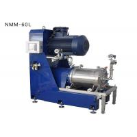 Buy cheap 60L Industry Wet Milling Machine Operational Safety PLC Control Nanotechnology from wholesalers