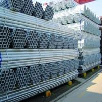 Hogalvanized Black Steel Pipe Hot Rolled Technique API Certification Manufactures