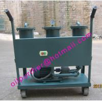 Small Handled Oil Purifier Machine,Oil Filter Machine Manufactures